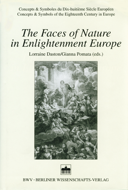 The Faces of Nature in Enlightenment Europe