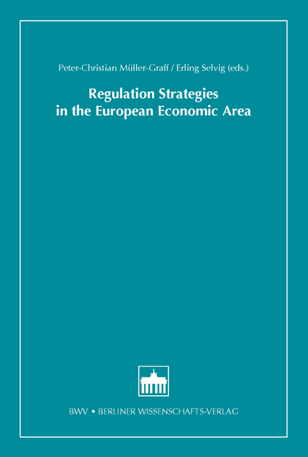 Regulation Strategies in the European Economic Area