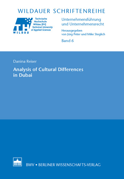 Analysis of Cultural Differences in Dubai