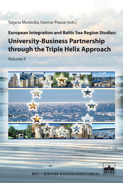European Integration and Baltic Sea Region Studies: University-Business Partnership through the Triple Helix Approach