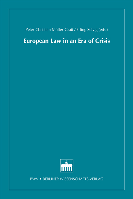 European Law in an Era of Crisis