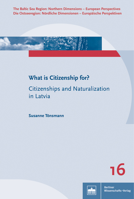 Logo:What is Citizenship for?