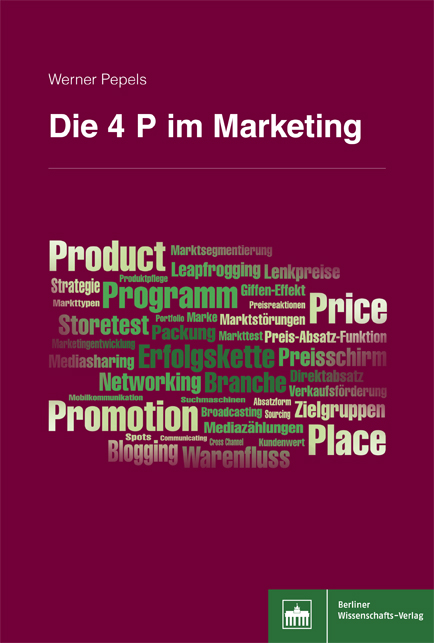 Logo:Die 4 P im Marketing