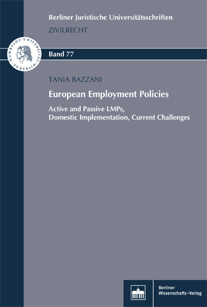 European Employment Policies
