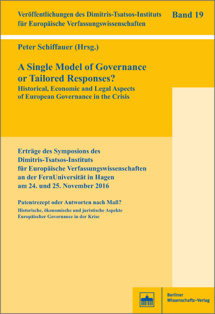 Logo:A Single Model of Governance or Tailored Responses?
