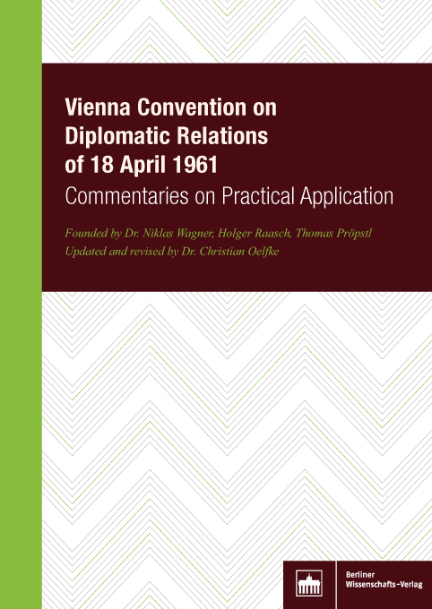 Logo:Vienna Convention on Diplomatic Relations of 18 April 1961