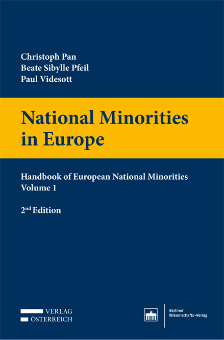 Logo:National Minorities in Europe