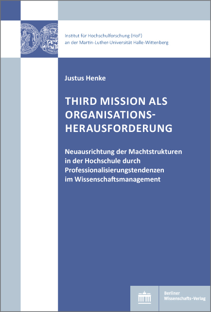 Third Mission als Organisationsherausforderung