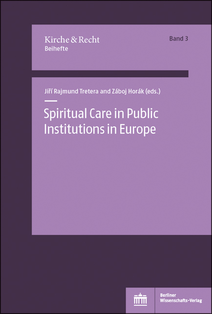 Logo:Spiritual Care in Public Institutions in Europe
