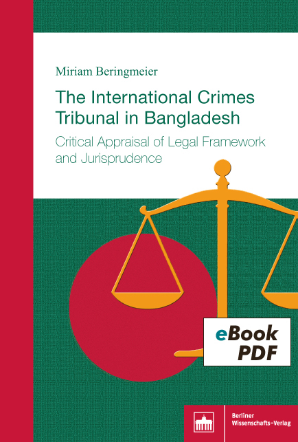 Logo:The International Crimes Tribunal in Bangladesh