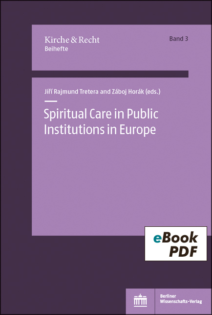 Spiritual Care in Public Institutions in Europe