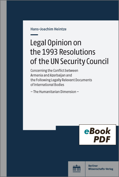 Logo:Legal Opinion on the 1993 Resolutions of the UN Security Council