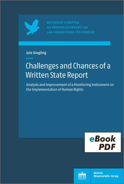 Challenges and Chances of a Written State Report