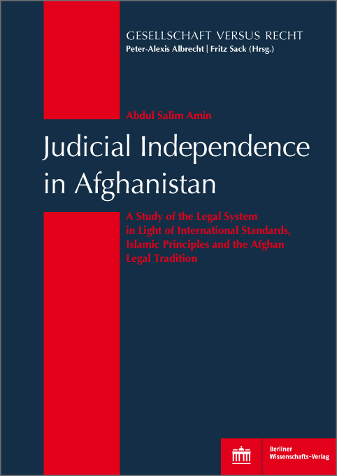 Judicial Independence in Afghanistan