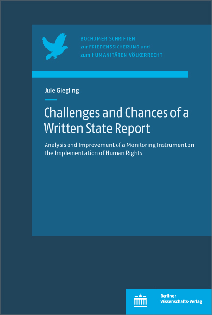Logo:Challenges and Chances of a Written State Report