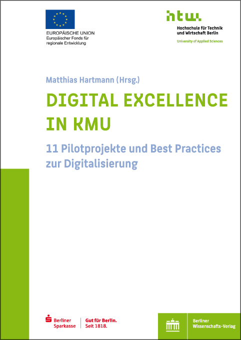 Logo:Digital Excellence in KMU
